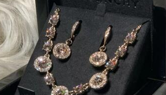 Givenchy纪梵希女款项链+耳环套装 四色折后$35.2