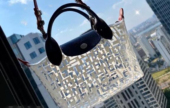 Longchamp珑骧Le Pliage Translucent mini透明小饺子6折$174