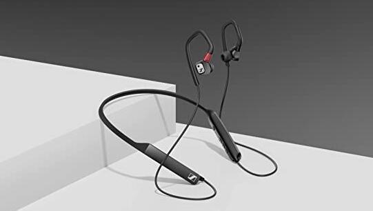 Sennheiser IE 80S BT 颈挂式蓝牙耳机 降至2.6折价$129.99