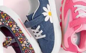 Carter's卡特美国官网新款童鞋海淘最高享买3件5折促销