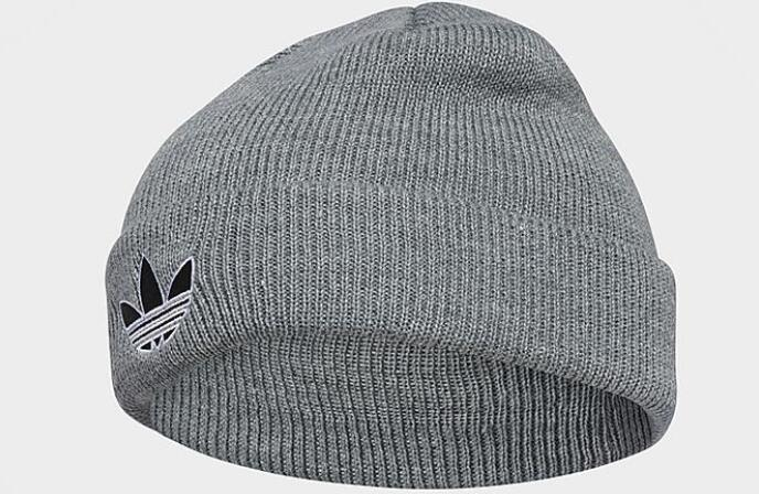ADIDAS ORIGINALS SUNDAY CUFF BEANIE针织帽特价$5,凑单满减