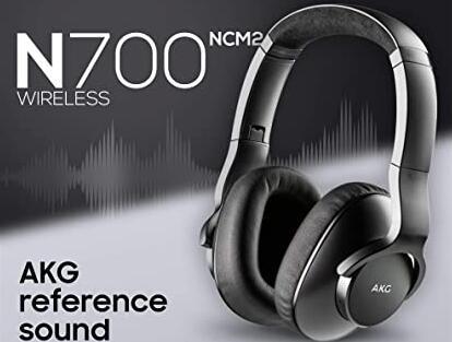 AKG N700NC M2 无线蓝牙降噪耳机 降至32折价$94.99