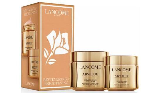 补货!Lancôme Absolue soft菁纯面霜60+30ml售价$250+满赠好礼
