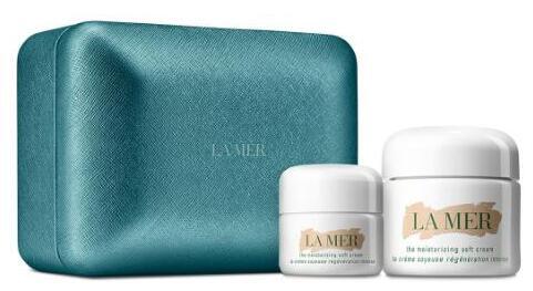 La mer海蓝之谜soft面霜套盒(60ml+15ml) 折后价$293.25