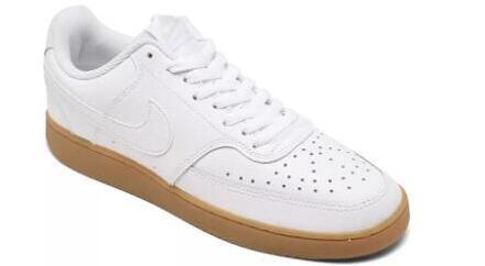 Nike Court Vision 耐克男士休闲板鞋 降至62折$40