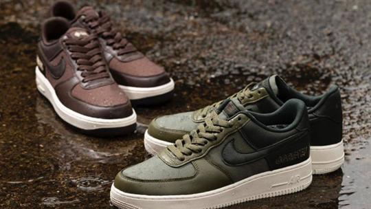 Nike Air Force 1 GTX 防水厚底男士运动鞋56折$82.97