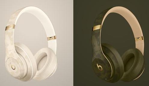 Beats Studio3录音师蓝牙无线耳机 降至54折价$189.99