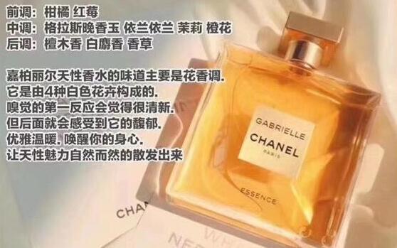 CHANEL GABRIELLE嘉伯丽尔香水100ml Rouge额外8折价$110.4