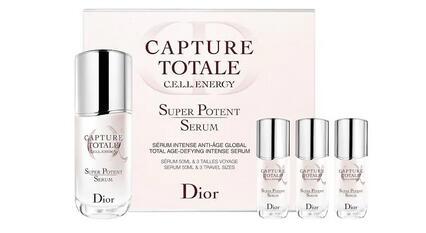 史低价!Dior迪奥小A瓶精华套组(价值$205)Rouge额外8折$105.6
