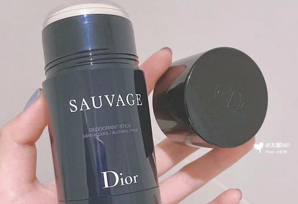 Dior Sauvage迪奥狂野男士止汗膏 Rouge额外8折价$20