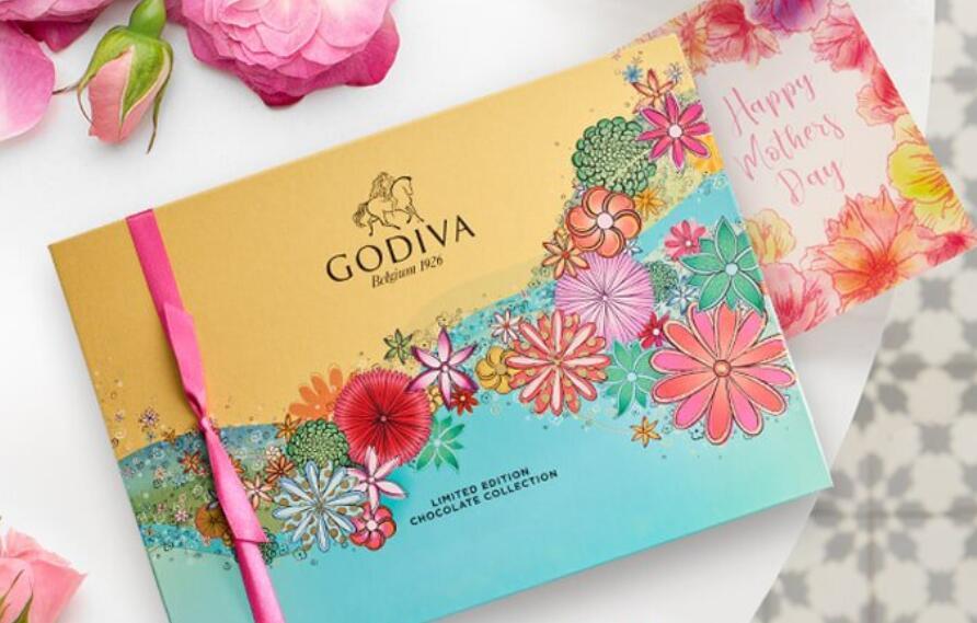 Godiva歌帝梵美国官网亲友特卖会精选巧克力礼盒8折促销