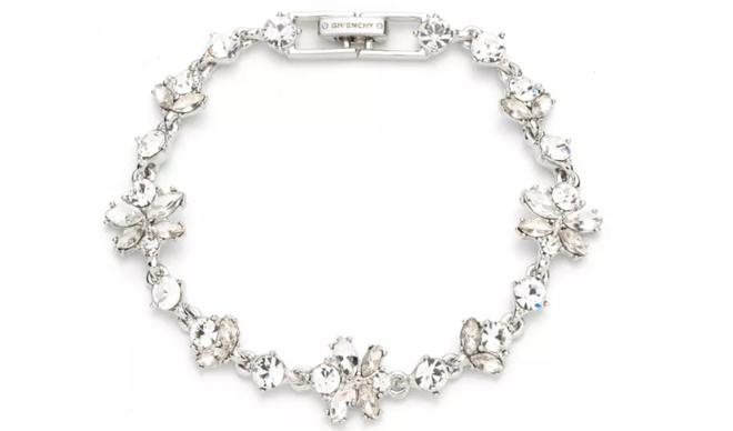 Givenchy纪梵希水晶簇状手链 海淘降至5折价$29