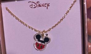 Macys梅西百货精选Disney项链手链低至35折,$17.5收封面款项链