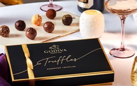 Godiva歌帝梵美国官网精选巧克力礼盒最高满$75立减$20促销