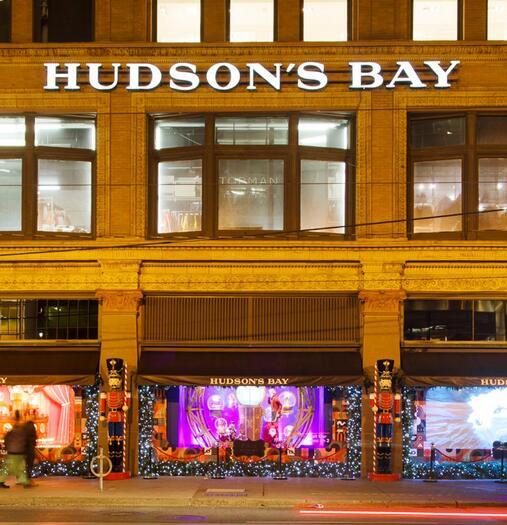 Hudson's Bay百货网站海淘攻略 The Bay加拿大百货官网海淘教程