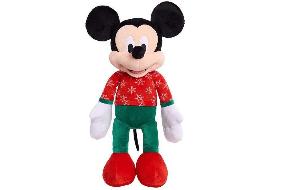 降价!Disney Mickey Mouse节日限定版米老鼠22寸 降至$7.35
