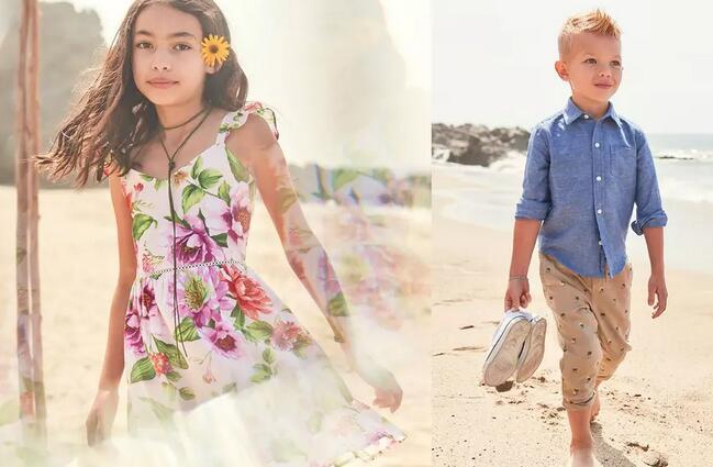 Janie And Jack美国官网全场童装每满$100减$20促销