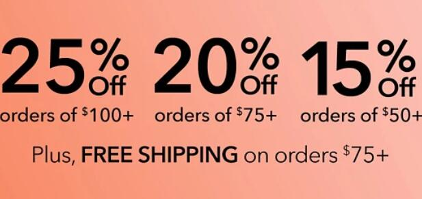 shopDisney迪士尼官网全场商品最高享额外75折,满额免邮!