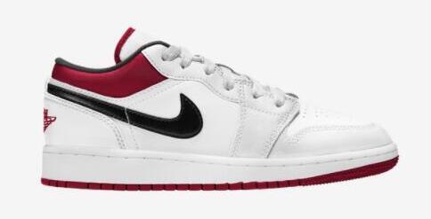 Jordan AJ 1 Low大童款运动鞋 海淘售价$75