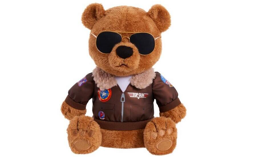 Top Gun音乐泰迪熊 玩具 10英寸 海淘折后价$8.99