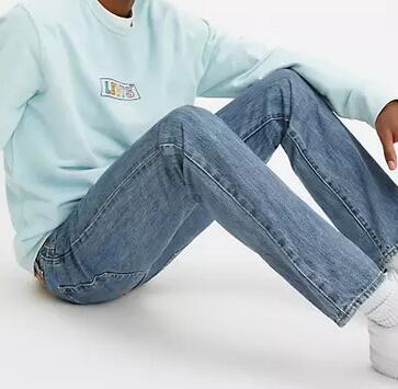 海淘levis李维斯501美版牛仔裤和大陆版有何区别?