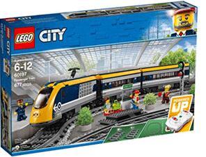 LEGO乐高城市: 货运火车(60197)海淘降至8折$127.99