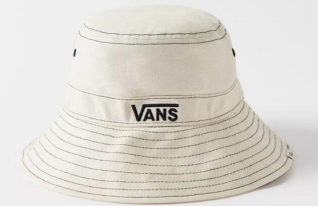 Vans Cincher渔夫帽 头围可调节降至46折$14.99