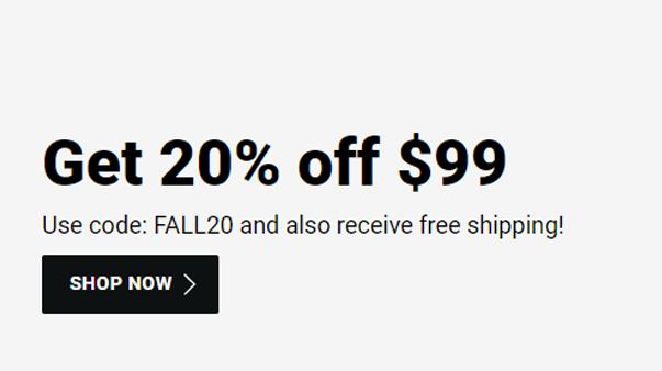 Foot Locker美国官网精选运动鞋低至6折+满$99额外8折促销