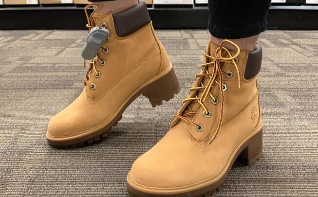 Timberland添柏岚Kinsley防水女款短靴凑单享6折价$78