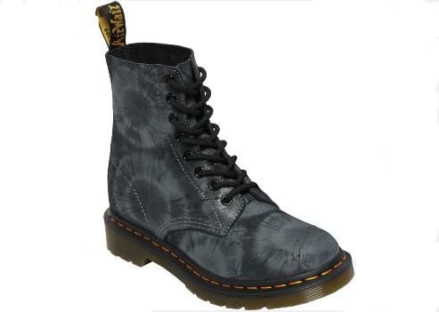 Dr. Martens 1460 Pascal 扎染女款马丁靴折后价$71.39