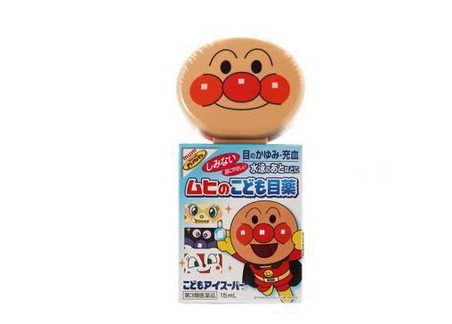 日本海淘面包超人眼藥水