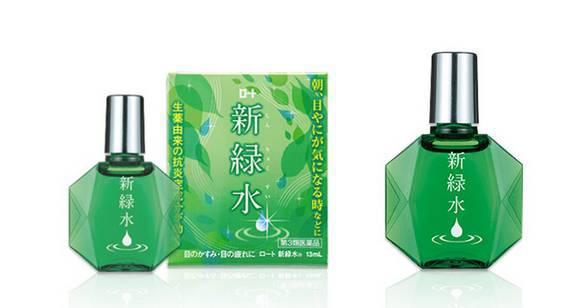日本海淘眼藥水排名