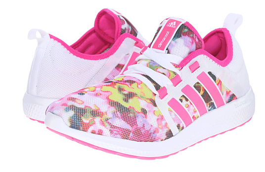 adidas 阿迪达斯 Fresh Bounce Famous 女子轻量跑鞋