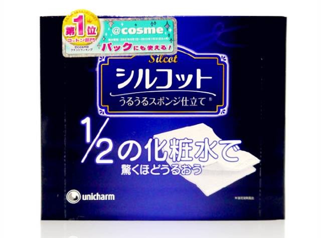 Unicharm尤妮佳·化妝棉