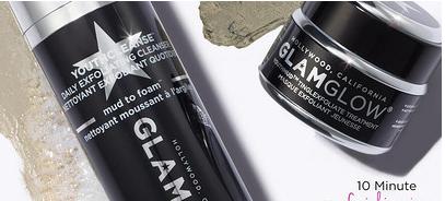 Glamglow格莱魅黑罐