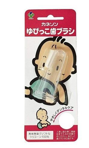 Kaneson婴儿用指套牙刷