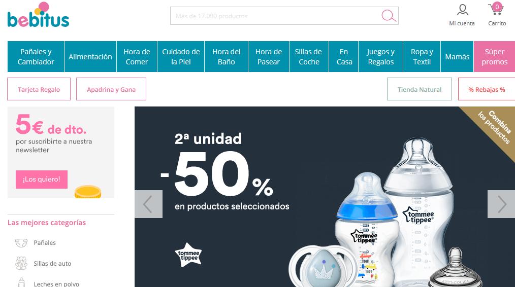 2019年史上最全西班牙海淘网站汇总 西班牙海淘网站有哪些推荐