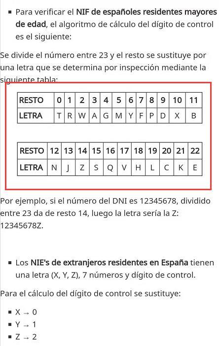 2019年西班牙税号NIF填写攻略 西班牙海淘网站税号问题解决办法