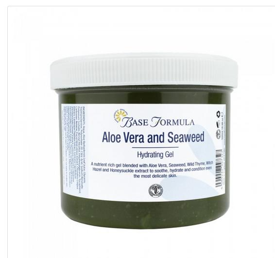 Aloe Vera & Seaweed Gel