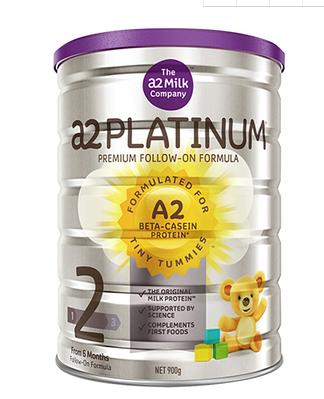 a2 Platinum铂金版奶粉
