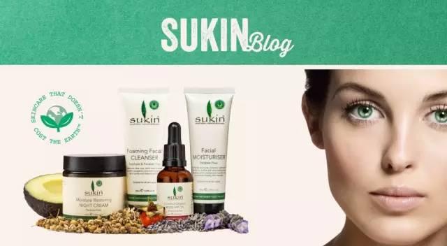 Sukin純天然玫瑰護膚系列