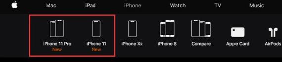 海淘iPhone11