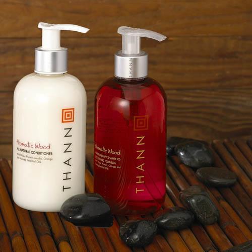 天然香木温和洗发液/亮泽洗发液