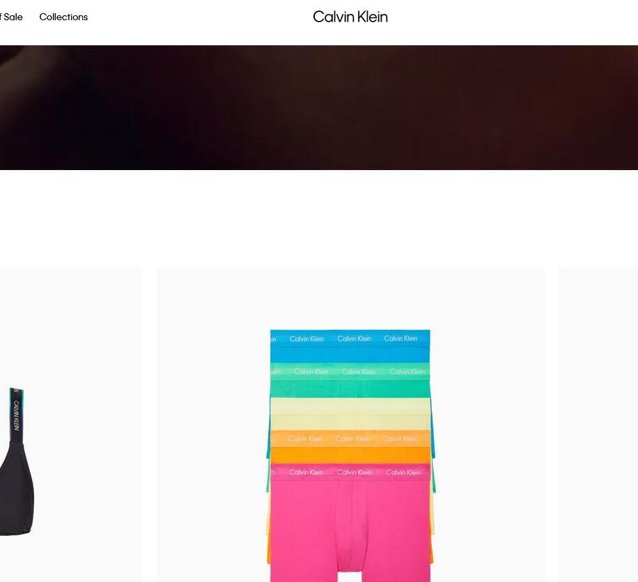CK美国官网海淘下单攻略 Calvin Klein美国官网海淘购物教程